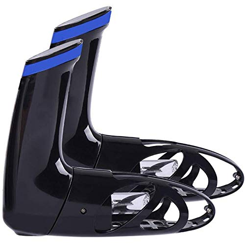 Schuhtrockner Elektro-Ständer,Schuhe Trockner Wärmer, Schuhtrockner Peet,elektrische Fußwärmer mit Timer,Lösung Smelly/wet Schuhe |Smelly Turnschuhe |Skischuhtrockner |Geruch Entferner/Desinfektion