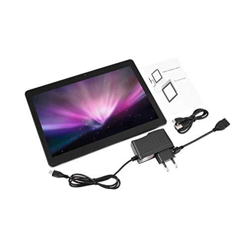 Kitechildhssd Tablet PC de 10 Pulgadas Netcom 4G MTK6797 versión de telecomunicaciones con Pantalla IPS de Diez núcleos