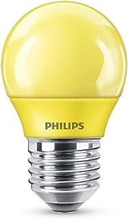 Philips bombilla LED E27, 3.1 W, amarillo