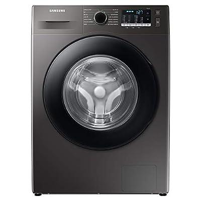 Samsung Series 5 WW80TA046AX/EU with ecobubble™ Freestanding Washing Machine, 8 kg 1400 rpm, Graphite, B Rated