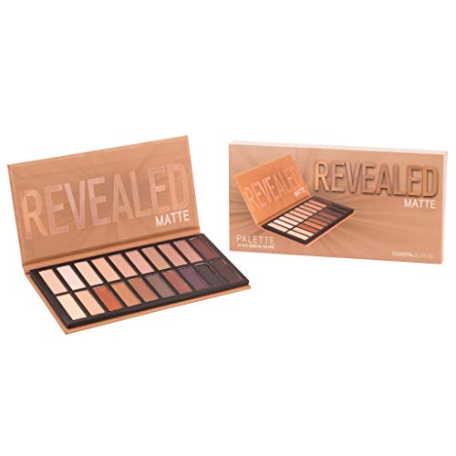 Top 10 coastal scents revealed matte eyeshadow palette for 2021