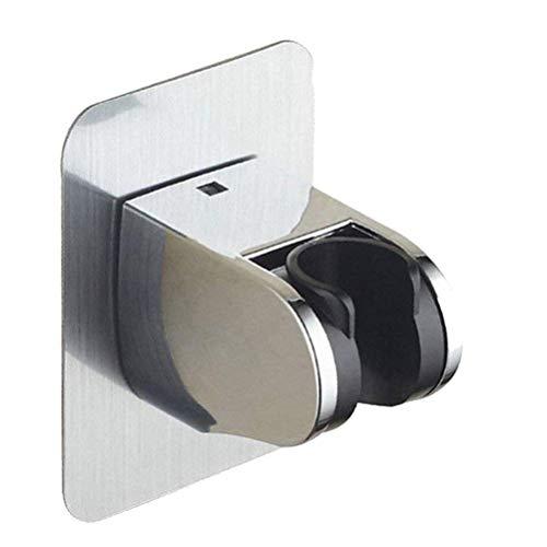 GB4 Handbrause Halterung 3M Kleber Winkel Verstellbar Brausehalter Duschhalterung, Nicht Bohren Muss, Super Power, Wasserdicht Heavy Duty Wand Montiert Duschkopf Duschkopfhalter für Badezimmer Hotel