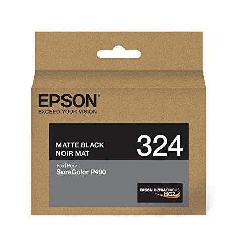 Epson T324820 Epson UltraChrome HG2 Ink (Matte Black)