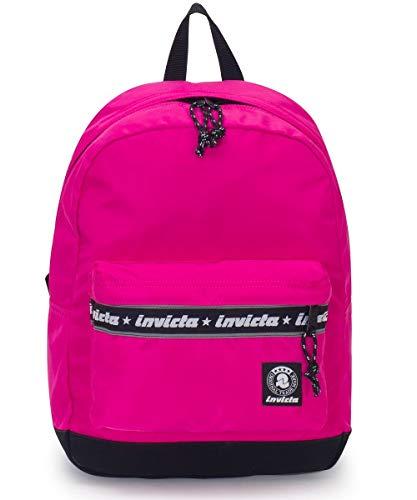 ZAINO INVICTA - CARLSON SHADOW - Rosa - tasca porta pc padded - americano 27 LT