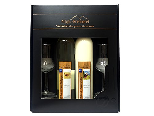 Allgäu-Brennerei Geschenk-Set