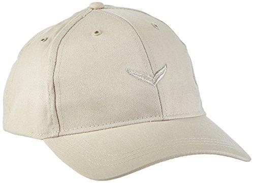 Trigema Herren Baseball Cap 600005, One Size, Beige (sand 125)