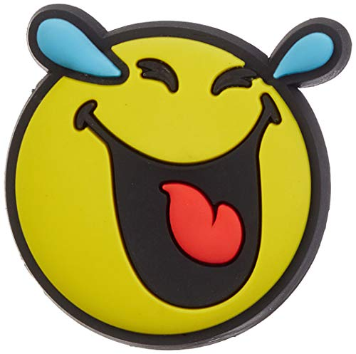 Crocs Smiley Brand Tears of Joy, Adornos Para Zapatos Unisex niños, Multicolor