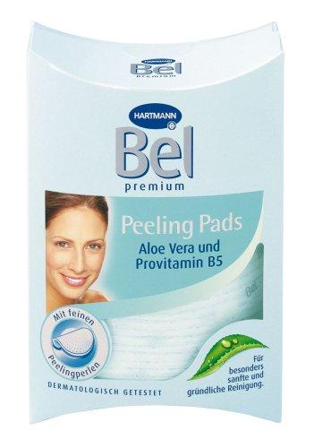 Bel Premium Peeling Pads groß, oval 30 Stück