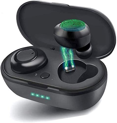 Waterproof Bluetooth 5 0 True Wireless Earbuds Touch Control 30H Cyclic Playtime TWS Headphones product image
