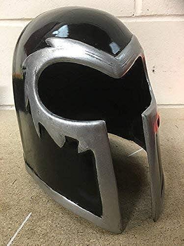 Wrestling SchwarzMagneto Stil - Rollenspiel Helm - EinheitsGröße