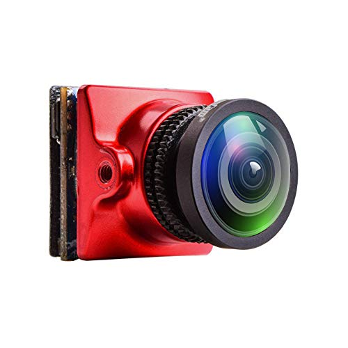 RunCam Micro Eagle FPV Camera 800TVL NTSC/PAL 4:3/16:9 Switchable Global WDR Micro CMOS Cam for FPV Racing Drone by Crazepony