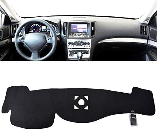 XUKEY Dashboard Cover for Infiniti Now free shipping G25 Dash 2008-2015 G35 Co Philadelphia Mall G37