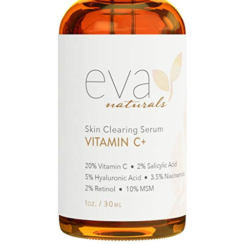 Eva Naturals Vitamin C Serum for Hyperpigmentation