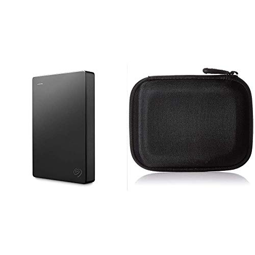 Seagate Portable, 4TB, Disco Duro Externo, HDD, USB 3.0 para PC,...