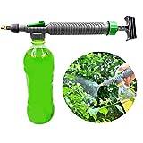 XIEYI Botella de Bebida Ajustable Boquilla de pulverización Bomba de Aire de Alta presión pulverizador Manual Herramienta de riego de jardín pulverizador Herramienta agrícola