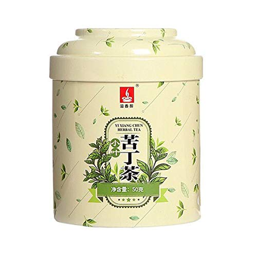 Qiao Yuntang Kuding tea loose tea Kuding (green tea) 1.8oz (50g)苦丁茶