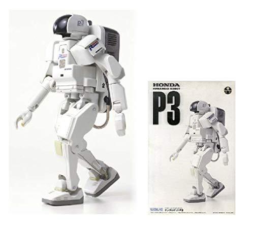 WAVE スケールロボット 1/12 ホンダ・ヒューマノイドロボット P3 SR03