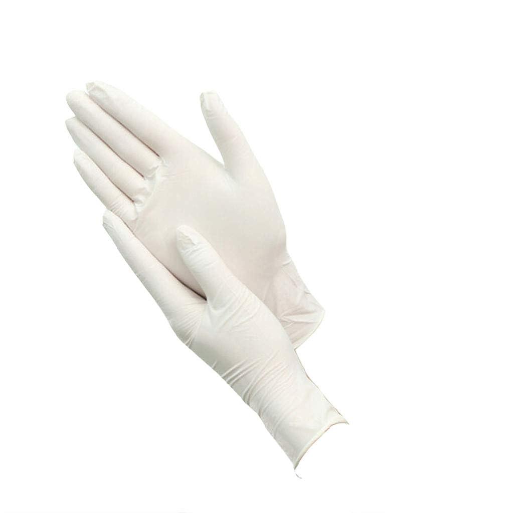 連結する失速化学薬品使い捨て手袋グッド100グラム増量ニトリルブタジエンゴム (サイズ さいず : XL)