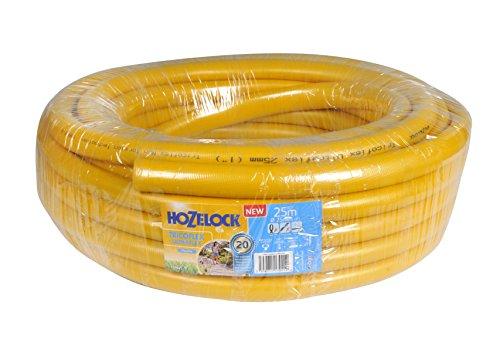 Hozelock 117041 Tuyau 25m diam 25mm Tricoflex Ultraflex