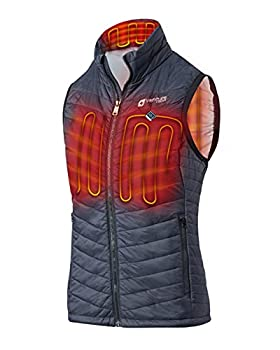 Venture Women's Heated Vest with 12-Hour Battery: photo