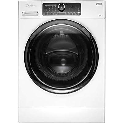 Whirlpool Supreme Care FSCR90430 Freestanding Washing Machine, 9kg, 1400rpm, White