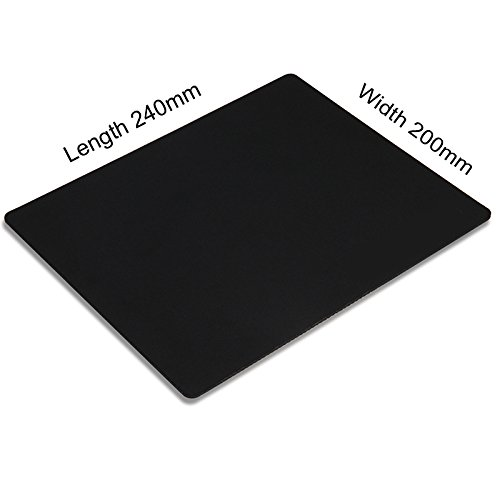 Single Blue Rose with Water drop water drop dew fresh UCFO Customized Mouse Pad Rectangle Mouse Pad Gaming Mouse mat in 240mm200mm3mm NE07101176 Photo #2