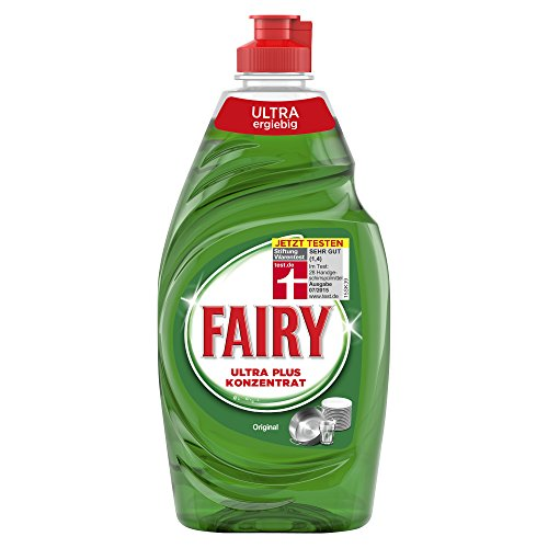 Fairy Ultra plus Spülmittel, 10er Pack (10 x 450 ml)