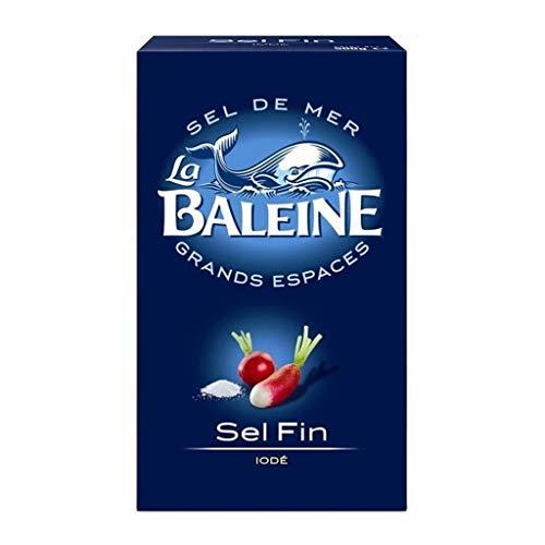 La Baleine Salz End IODA © 500G (Packung mit 20)