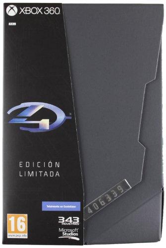 Halo 4 Edicion Coleccionista
