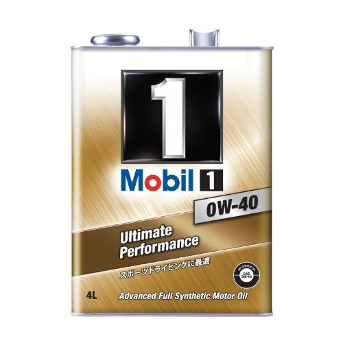 モービル1 0W-40 4L