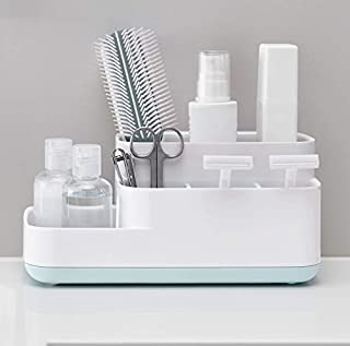 Flyngo 5 Compartment Kitchen and Bathroom Sink Caddy Storage Organizer - Soap, Hand Wash, Tooth Brush, Cosmetics, Shaving ...
