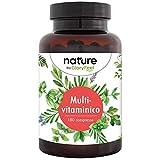 GloryFeel Multivitaminico 180 Compresse - Vitamine e Minerali Naturali - Alta Biodisponibilità - Integratore Vegan Multivitaminico per 6 Mesi - Clinicamente Testato