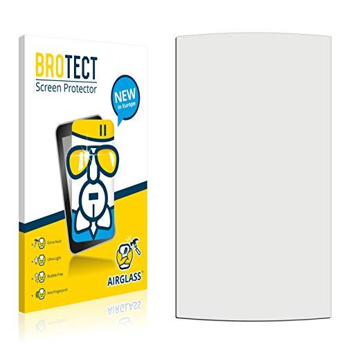 BROTECT Panzerglas Schutzfolie kompatibel mit Sony Ericsson Xperia Arc LT15i - AirGlass, 9H Härte, Anti-Fingerprint, HD-Clear