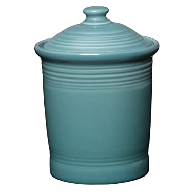 Fiesta 1-Quart Canister, Small, Turquoise