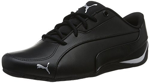 PUMA Unisex Drift Cat 5 Core Sneakers, Schwarz black 01, 42 EU