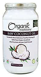 best coconut oil, top coconut oil, organic traditions coconut oil