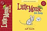 Little Mouse Gets Ready SC: Toon Level 1 (TOON into Reading, level 1)