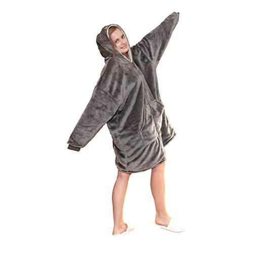 SHERPY Oversized Flannel to Sherpa Sweatshirt with Pull Up Zipper, Sherpa Jacket