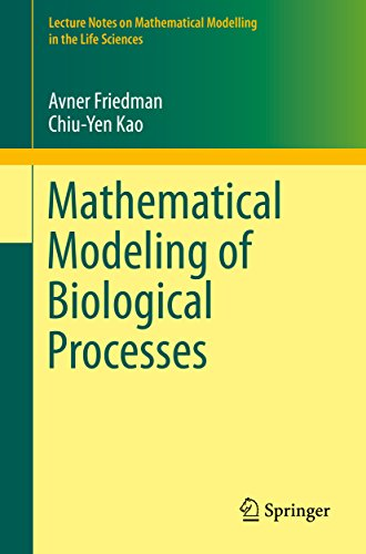 Mathematical Modeling of Biological Processes (Lecture Notes on Mathematical Modelling in the Life Sciences) (English Edition)