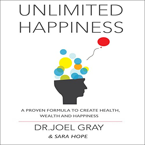 Unlimited Happiness audiobook cover art