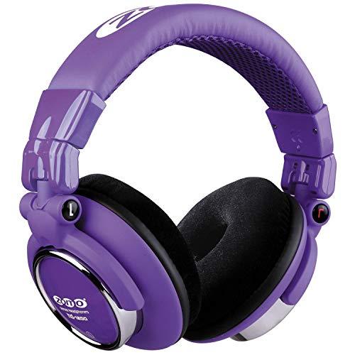 Zomo HD-1200 Professioneller Stereo-Kopfhörer (110dB, 3m) Toxic Purple