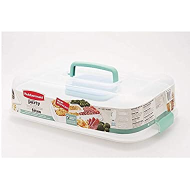 Rubbermaid Ultimate Party Serving Kit