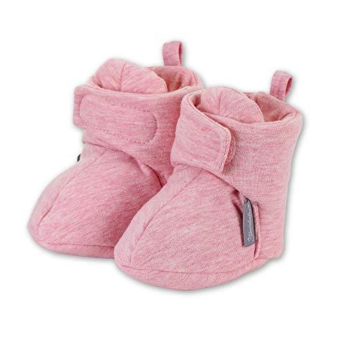 Sterntaler Mädchen Baby-Schuh Stiefel, Pink (Rosa Mel. 5101600), 20 EU