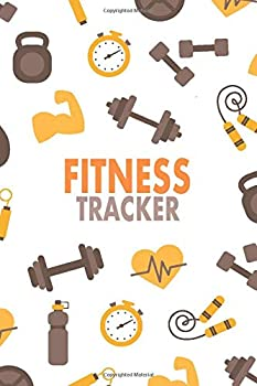 New Fitness Tracker Journal  This journal is complete and easy making becoming fit easier than ever!