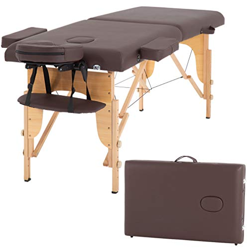 "BestMassage Massage Table 73"""