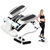 Grist CC Multifunktions Stepper, Step Mini Stepper Mit Trainingsseil Fitness Für Zuhause Einsteiger