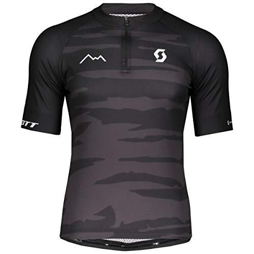 Scott Endurance 20 Fahrrad Trikot kurz schwarz 2019: Größe: XXL (58)