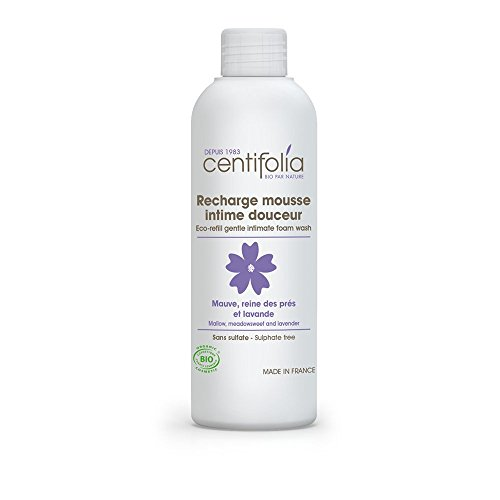 Centifolia Recharge Mousse Intime Bio 200 ml