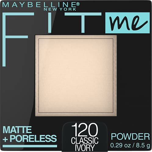 Maybelline New York Powder Makeup