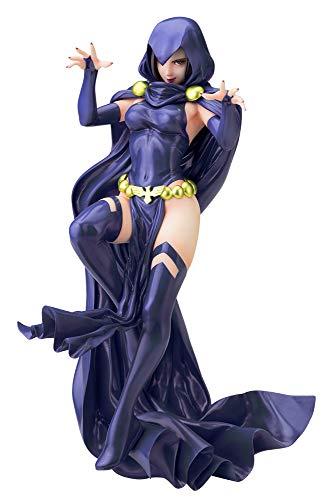 壽屋(KOTOBUKIYA) DC Comics Pretty DC Universe Raven 2nd Edition 1/7 Scale PVC Painted PVC Figure